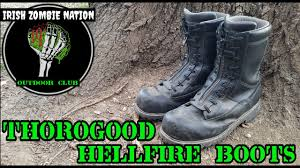 Firefighter Boots Material by My Favorite Boots Thorogood Hellfire Boots Ems Wildland Model
