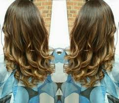 thin hair with ombre curly ombre hair hairstyles for long thin hair