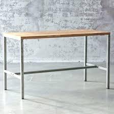 table rectangulaire cuisine table de bar haute rectangulaire table de bar rectangulaire haute