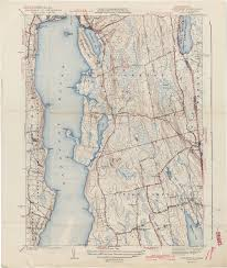 Map Qu Rhode Island Historical Topographic Maps Perry Castañeda Map