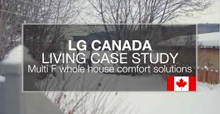 Lg Ceiling Cassette Mini Split by Ductless And Central Air Heating U0026 Cooling Systems From Lg Lg Canada