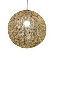 Ball Light Fixture by Hemp Sphere Pendant Light Rustic Pendant Lamp Hemp Lighting