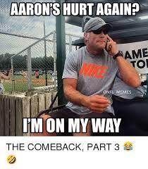 Comeback Memes - 25 best memes about the comeback the comeback memes