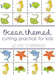 printable preschool cutting activities 248 best printables images on pinterest activities learning and