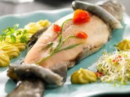 poisson à cuisiner poisson au four facile recette sur cuisine actuelle