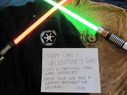 wars valentines day awesome wars gift geektyrant