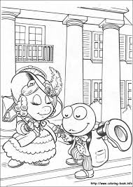 muppet babies coloring pages coloring book regard