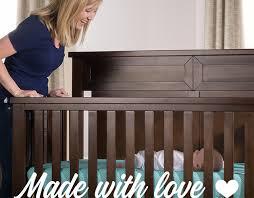 Timber Creek Convertible Crib Assembly Child Craft