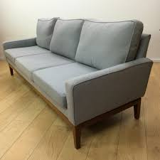 Heals Sofas 1960s 3 Seater Sofa By Heals Mark Parrish Mid Century Modern
