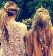 boho hair wraps beautiful hair wraps more about them mejores peinados y