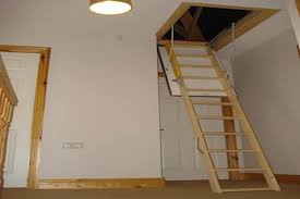 pull down ladder wonderful attic stairs pull down pole