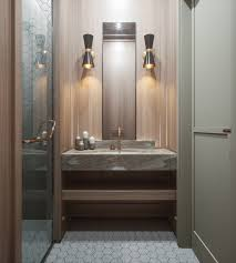 Modern Classic Bathroom Modern Classic Style In This Interior Design Project