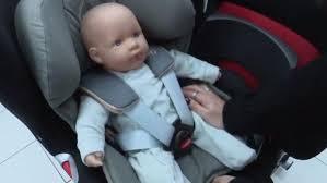 siège auto sécurité routière sécurité routière les sièges auto sont souvent mal utilisés