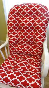 red glider chair red swivel glider chair glider rocking chair