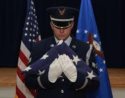 Fallen Officer Flag Defender Honors The Fallen U003e F E Warren Air Force Base U003e News