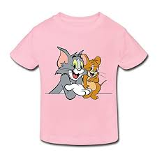 amazon kids toddler tom jerry show boys girls shirt