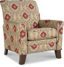 Nice Looking Recliners by Riley High Leg Recliner