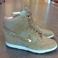 Jual Nike Wedge jual sepatu nike sky dunk essential wedges brown premium quality cek