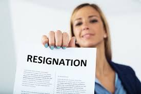 howto write a resignation letter ravi sagar