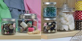 clear kitchen canisters diy decorating ideas with apothecary jars and kitchen canisters