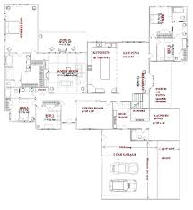 u shaped floor plan u2013 laferida com