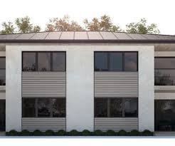 house plan d3 pdf set u2013 duplex house plan in modern architecture