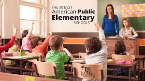 the 50 best american public elementary schools the best schools