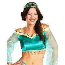 Jasmine Halloween Costume Adults Jasmine Prestige Costume Halloween Costume Women U0027s