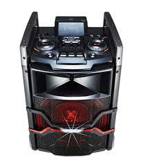 lg home theater bluetooth buy lg om5540 portable boom box bluetooth hifi system online at