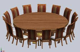 10 Foot Conference Table Oversized 9 Foot Round Dining Table