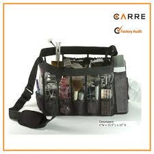 professional makeup artist bag professional clear pvc make up artist tool makeup set bag with