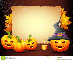 halloween background with old paper stock vector image 59504977