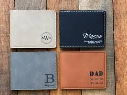 wedding gift groomsmen wedding gift personalized wallet 2 groomsmen gift groomsmen
