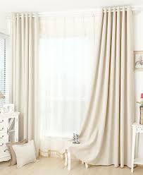 Custom Blackout Drapes Off White Blackout Curtain Insulation Curtain Custom Curtains