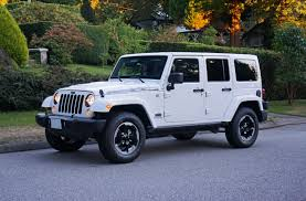 classic jeep wrangler 2014 jeep wrangler unlimited polar edition road test review