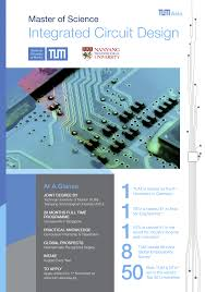 master of science in integrated circuit design tum asia