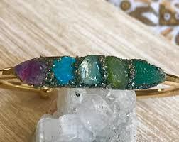 custom birthstone bracelets family birthstone etsy