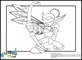 terrafin coloring page skylanders spyro adventure pages coloring