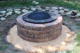 Firepit Uk Pit Bricks Uk Design And Ideas
