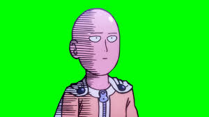 Okay Meme Gif - ok green screen gif saitama ok know your meme