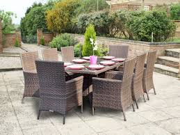 Pvc Wicker Outdoor Furniture by Patio 48 Resin Wicker Furniture Sets Modrox With Regard To