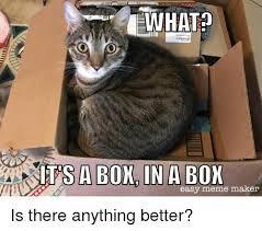 Easy Meme Maker - ts a box in a bok easy meme maker is there anything better meme
