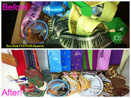How To Do Spring Cleaning Spring Cleaning Runnerswall Medal Display Review Run Walk Repeat