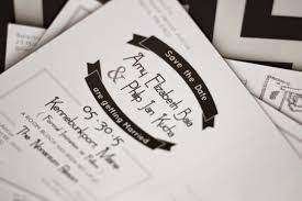 save the date postcards style blueprint