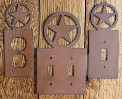 Western Moments Home Decor Western Outlet Covers Ebay