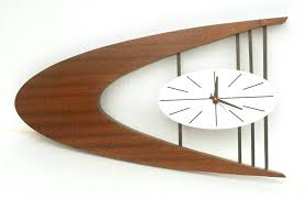 Modern Desk Clock Unique Mid Century Modern Desk Clock Home Designing Ideas