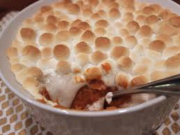 best thanksgiving sweet potatoes with marshmallows