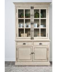 amazing deal on wilson reclaimed wood 53 inch china cabinet by
