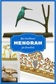 hanukkah menorahs nontraditional hanukkah menorahs to multiculturally wed