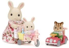 Sylvanian Families Garden Sylvanian Families Babies Ride And Play Educational Toys Online